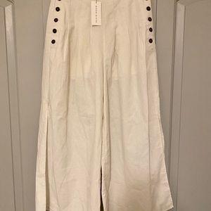 Free People Pants - Free People Moon River Brand Wide Leg Trousers